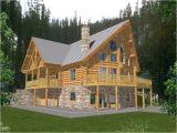 A Frame Log Home Plans Durand Creek A Frame Log Home Plan 088d 0045 House Plans
