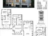 A1 Homes Plans townhome Plan E2088 A1 1 where the Heart is Pinterest