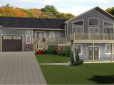 Above Ground Basement House Plans Walkout Basements by E Designs 5 Walk Out Basement