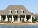 Acadian Home Plans Architectural Designs
