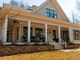Acadian Style House Plans with Front Porch Gallant Narrow Lot Acadian House Plan Hz Narrow Lot