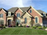 Accent Homes Floor Plans 14 Harmonious Brick Homes with Stone Accents House Plans
