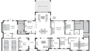 Acreage Homes Floor Plans Bronte Act Floorplans Mcdonald Jones Homes
