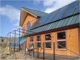 Active solar House Plans An Optimally Efficient Off Grid Passive and Active solar