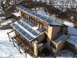 Active solar House Plans Helios Passive Active solar Home Net Zero Energy Nesea