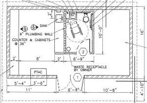 Ada Home Floor Plans Alluring 10 Ada Bathroom Details Design Inspiration Of 10