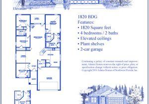Adam Homes Floor Plans Adams Home 2508 Floor Plan