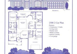 Adam Homes Floor Plans Adams Homes Plan 2508 Will Build for Carriage Park