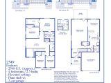 Adams Home 08 Floor Plan Palm Coast south Adams Homes