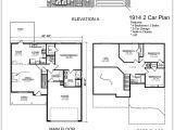 Adams Home 08 Floor Plan Roundhill Adams Homes