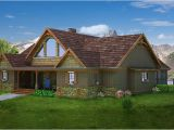 Adirondack Style House Plans Mountain House with Open Floor Plan by Max Fulbright Designs