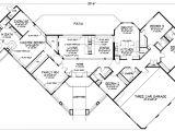 Adobe Home Plans fordington Luxury Adobe Home Plan 072d 0820 House Plans