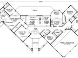 Adobe Style Home Plans Adobe House Plans Adobe House Plan with 2015 Square Feet