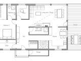 Affordable Home Floor Plans Affordable Home Plans Economical House Plan Ch35