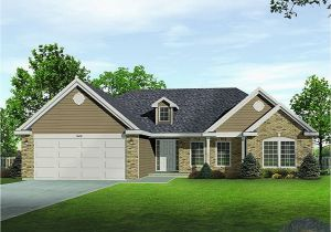 Affordable Ranch Home Plans Affordable Ranch Home Plan 22043sl Architectural