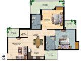 Ajnara Homes Noida Extension Floor Plan Ajnara Homes Noida Extension 3000 Psqft