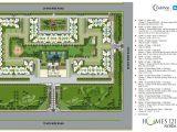 Ajnara Homes Site Plan 8527494466 Homes 121 Noida Ajnara Homes 121 New Price