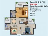 Ajnara Homes Site Plan Ajnara Homes 2 Bhk Ready to Move Flats In Noida Extension