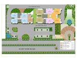 Ajnara Homes Site Plan Ajnara Klock Site Plan Urban Gauge