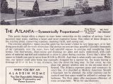 Aladdin Homes Floor Plans 1951 atlanta Modern Traditional Aladdin Readi Cut Homes