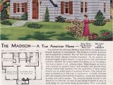 Aladdin Homes Floor Plans 1951 Madison Clipped Gable Cottage Style Aladdin Readi