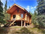 Alaska Log Home Plans Folks Living the Simple Life In Tiny Cabin In Alaska