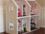 American Doll House Plans Doll House Plans for American Girl or 18 Inch by