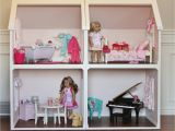 American Doll House Plans Doll House Plans for American Girl or 18 Inch Dolls One Room
