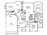 American Home Design Plans Eplans New American House Plan Country Aura Square Feet
