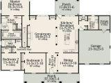 American Home Floor Plans Classic American Home Plan 62100v 1st Floor Master