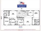 American Home Plan All American Homes Floor Plans