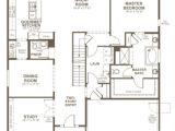 American Home Plan Elegant Richmond American Homes Floor Plans New Home