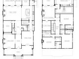 American House Designs and Floor Plans American Foursquare Floor Plans Google Search House