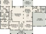 American House Designs and Floor Plans Classic American Home Plan 62100v 1st Floor Master