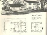 Antique Colonial House Plans Vintage House Plans 1278 Antique Alter Ego
