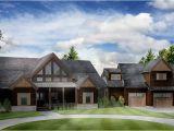 Appalachian Home Plans Open House Plan with 3 Car Garage Appalachia Mountain Ii