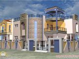 Arch Design Indian Home Plans Luxury Indian Home Design with House Plan 4200 Sq Ft