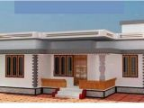 Architect Cost for House Plans Low Cost Budget Home Design Below 7 Lakhs Homes In