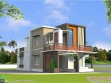 Architect Cost for House Plans Low Cost Double Floor Home Plan Kerala Home Design and