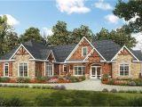 Architectural Design Craftsman Home Plans One Level Luxury Craftsman Home 36034dk Architectural