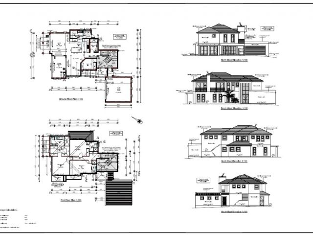 Architectural House Plans Free Download Kerala House Plans Free