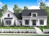 Architectural Plans for Home Budget Friendly Modern Farmhouse Plan with Bonus Room