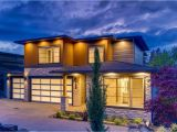 Architectural Plans for Home Modern House Plan with Finished Lower Level 85223ms
