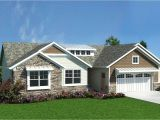 Architecturally Designed House Plans Craftsman Inspired Ranch Home Plan 18232be