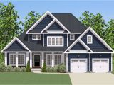 Architecturally Designed House Plans Traditional House Plan with Wrap Around Porch 46293la