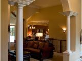Archway Home Plans the Adriana Mediterranean Living Room Cleveland by