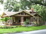 Arts and Crafts Home Plans Bungalow Style Homes Craftsman Bungalow House Plans
