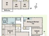 Asian House Designs and Floor Plans Nice Traditional Japanese House Floor Plan In Fujisawa