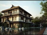 Asian Style Home Plan Designing A Japanese Style House Home Garden Healthy