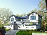 Asian Style Home Plan Modern Chinese House Plans Escortsea